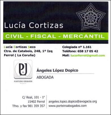 Lucia Cortizas